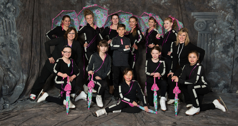 High River Figure Skating Club :: Event Photography
