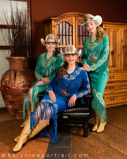 Calgary Stampede Formal Portraits 2015