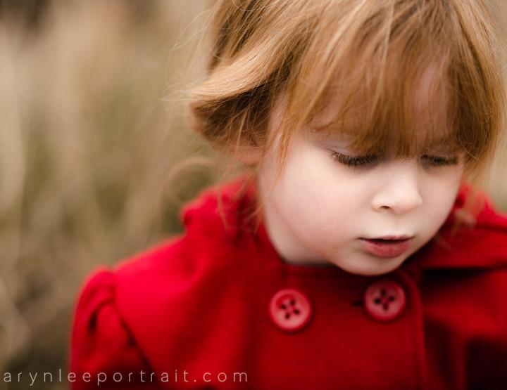 Miss Audrey :: Childhood Photography Session :: Calgary Children's Photographer