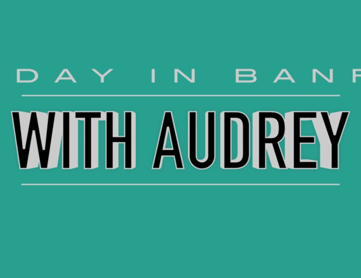 Memory Video :: A Day In Banff With Audrey